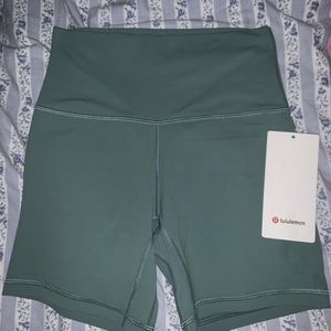 """lululemon athletica Shorts - New LULULEMON Align Biker Shorts 6"""" Sz 6"""